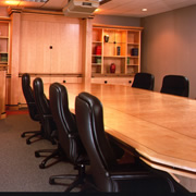 Woodpecker Enterprises: Maple Conference Table - Quintiles